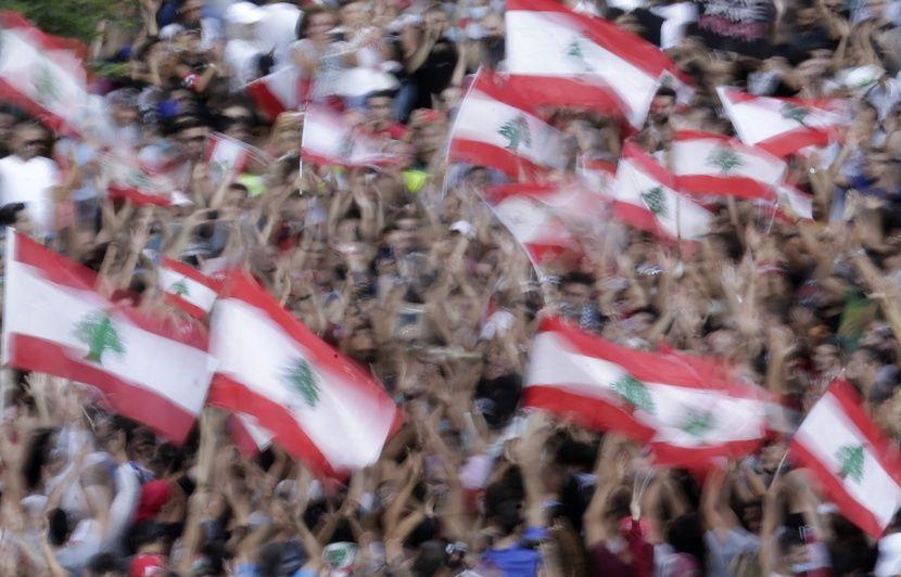 Liban : Manifestations d'ampleur contre le pouvoir