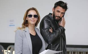 Nabilla Benattia et Thomas Vergara, le 19 mai 2016.