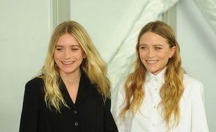 Mary-Kate et Ashley Olsen aux CFDA Awards