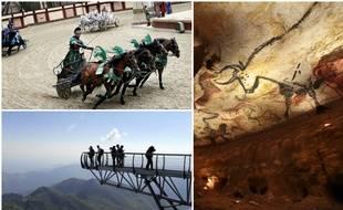 Le Puy du Fou, le Pic du Midi et les grottes de Lascaux préparent une saison touristique très perturbée par le Covid-19 et ses conséquences.