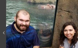 Le photobomb du bébé hippopotame Fiona, l'a rendue célèbre.