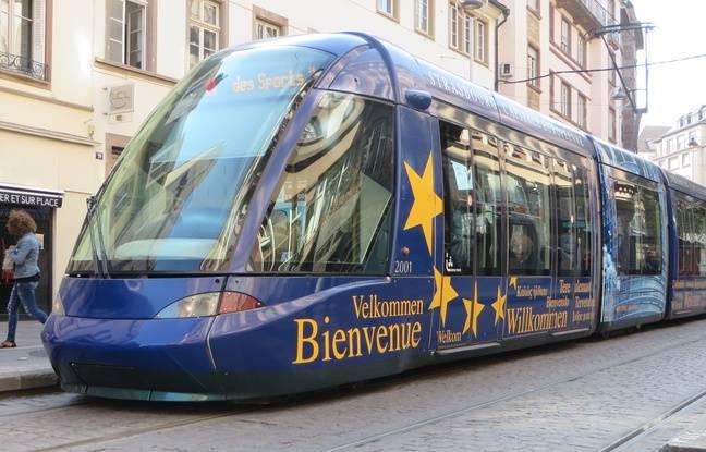 Strasbourg: Appel à témoins après la mort d'un jeune homme percuté par le tram