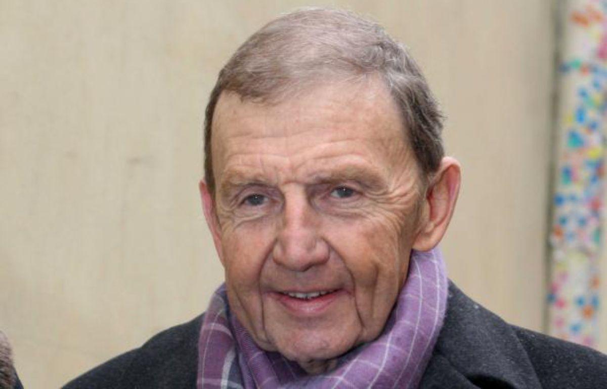 Etienne Mougeotte le 4 novembre 2011. – LE FLOCH/NIKO/SIPA