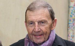 Etienne Mougeotte le 4 novembre 2011.