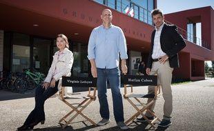 Virginie Ledoyen, Harlan Coben et Thierry Neuvic réunis pour la série «Juste un regard sur TF1»