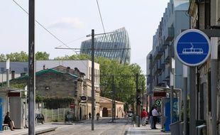 Quartier Bacalan à Bordeaux