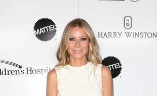 L'actrice Gwyneth Paltrow à New York.