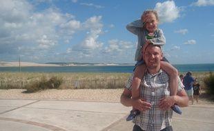 Les vacances de François et sa famille au Cap Ferret (Gironde)
