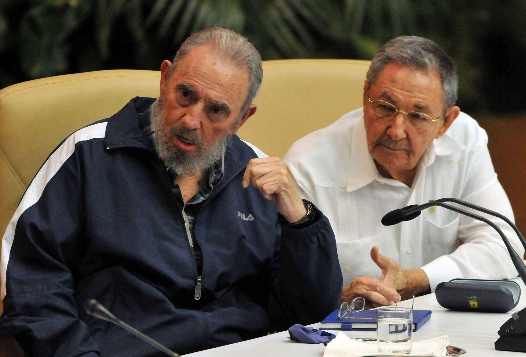 Xi Jinping: Fidel Castro