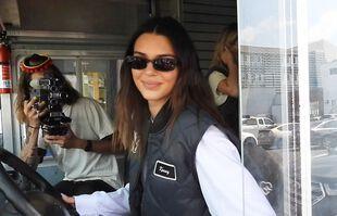 Kendall Jenner, le 17 mai, à West Hollywood.