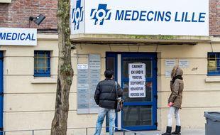 SOS médecin est en grève ce lundi 27 septembre 2021. (Illustration)