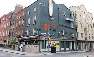 A Dublin le 17 septembre 2020.