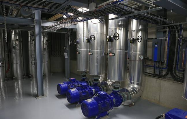 Strasbourg le 10 octobre 2016. Inauguration de la chaufferie biomasse du Wacken.