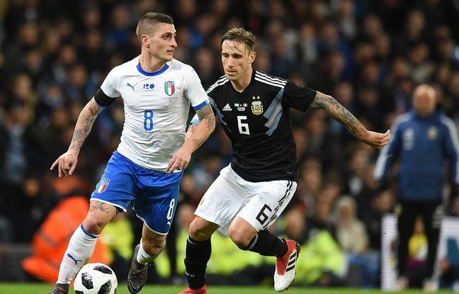 Italie: Verratti fait son retour en équipe nationale, Balotelli sort de la liste de Roberto Mancini