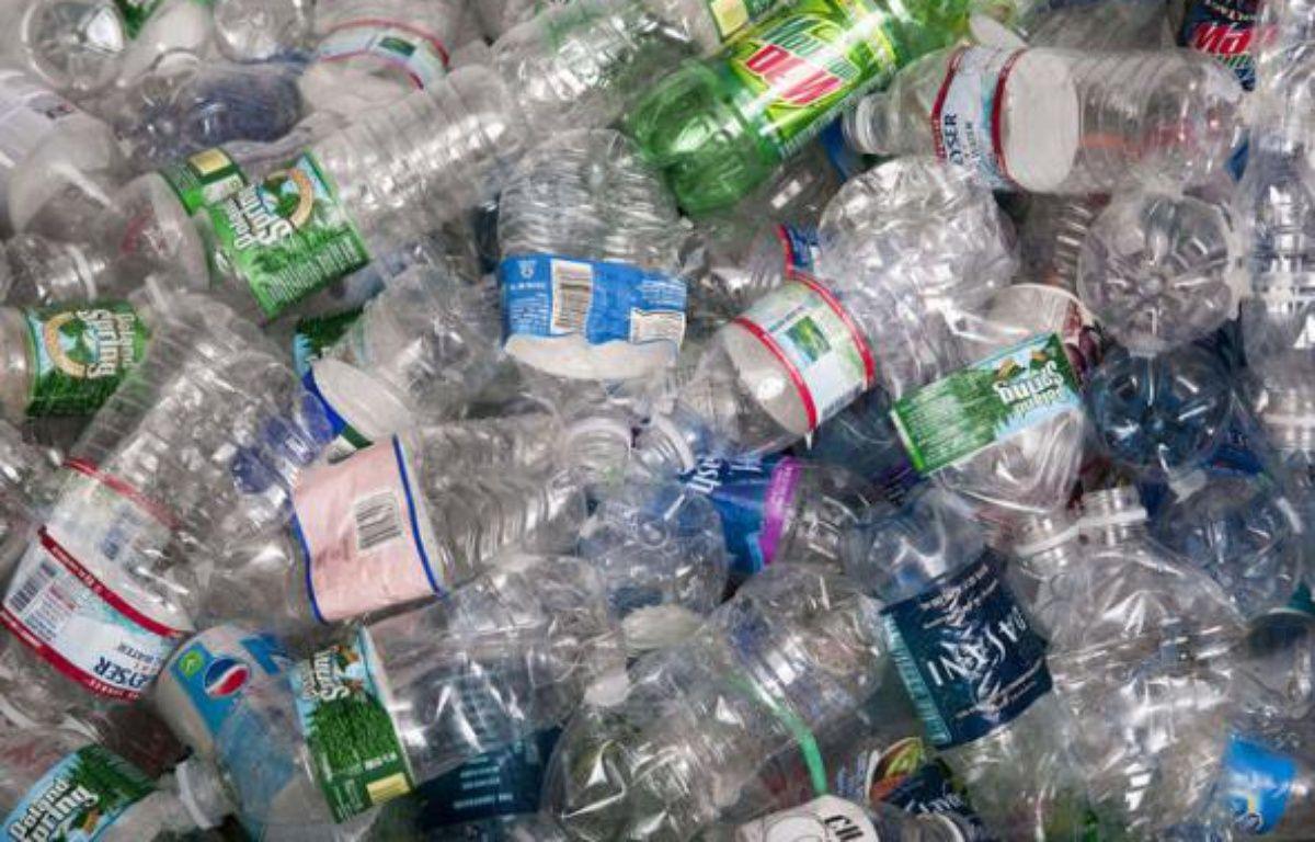 Le bisphénol A est présent dans de nombreux plastiques alimentaires.  – SIPA
