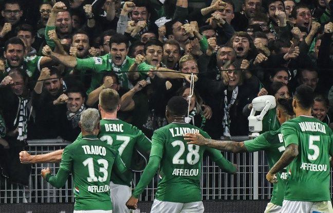 ASSE-OL: Robert Beric met fin à la malédiction des Verts dans le Chaudron et enfonce le Lyon de Sylvinho