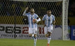Suite à cette décision, Messi doit porter tout seul l'Argentine sur son dos...