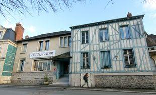 Le restaurant Lecoq-Gadby à Rennes, qui n'a pas conservé son étoile au guide Michelin.
