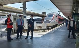 Les trains pourront enfin être complets