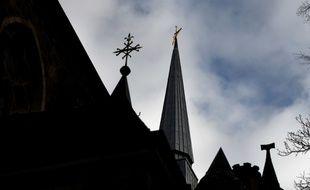 Une église en Allemagne (image d'illustration).