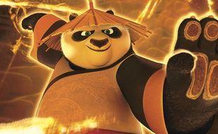 Po, roi des arts martiaux dans Kung Fu Panda 3 de Jennifer Yuh et Alessandro Carloni