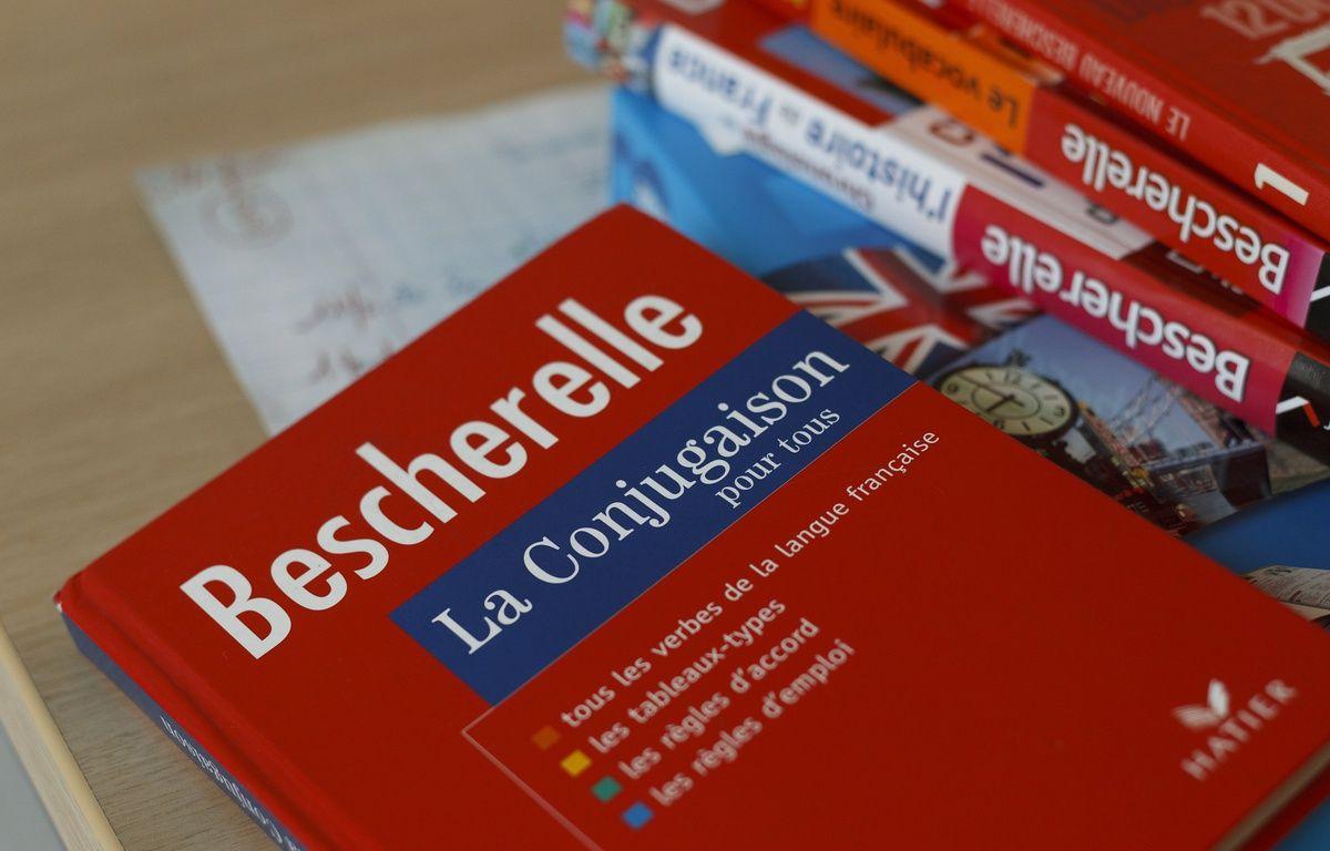 Des livres de conjugaison, de grammaire et orthographe Bescherelle. – A. Gelebart / 20 Minutes
