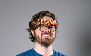 Johan participe à Lego Masters