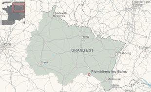 Un homme de 56 ans est décédé après une chute depuis le balcon du troisième étage d'un appartement de Plombières-les-Bains...