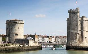 Illustration port de la Rochelle.