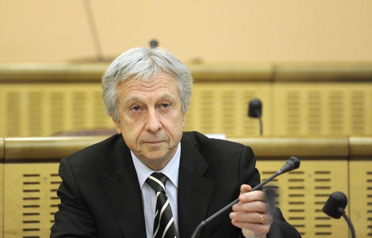 Jean-Pierre Masseret. – POL EMILE/SIPA