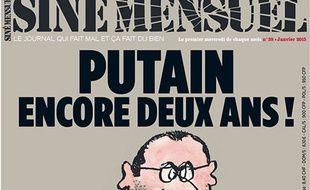 Le magazine satirique «Siné Mensuel».