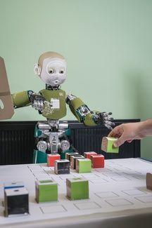 Le robot Nina permet de décrypter les interactions humains/machines