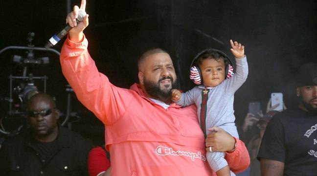 video dj khaled loue un stade de baseball pour l anniversaire de son fils. Black Bedroom Furniture Sets. Home Design Ideas