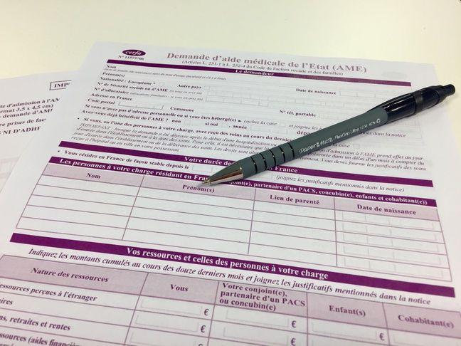 Chaque année, la caisse nationale d'assurance maladie contrôle 10% des demandes formulées pour obtenir l'Aide médicale d'état (AME).