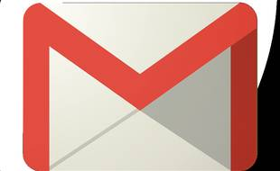 Le service de messagerie Gmail (illustration).