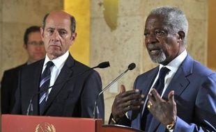 Une réunion préparatoire se tiendra vendredi à Genève avant la première réunion samedi du Groupe d'action sur la Syrie, a annoncé dans un communiqué le porte parole de Kofi Annan, l'émissaire spécial des Nations Unies et de la Ligue arabe sur la Syrie.