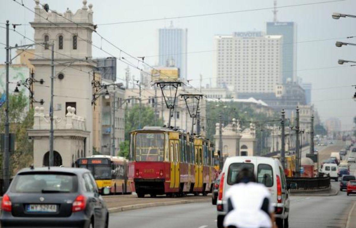 Varsovie et Marseille sont les deux villes les plus embouteillées d'Europe, selon une étude réalisée par le fabricant de navigateurs GPS TomTom publiée mardi. – Franck Fife afp.com