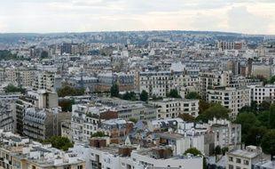 Les prix des logements anciens en Ile-de-France se sont redressés de 0,8% au troisième trimestre