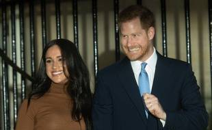 La duchesse et le duc de Sussex, Meghan et Harry