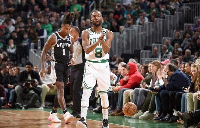 NBA: Furieux après l'exclusion de Kemba Walker, un fan des Celtics pète un plomb et balance sa canette sur le terrain