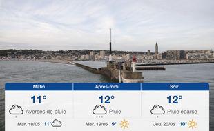 Météo Le Havre: Prévisions du lundi 17 mai 2021