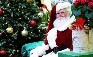 """""""Le Père Noël vous a déçu ? Revendez vos cadeaux"""", suggère le site de La Redoute Occasion, associé à Price Minister."""
