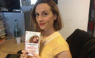 Anne-Sophie Girard, co-auteur du livre «La femme parfaite est une connasse»