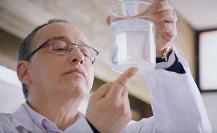 Adnane Remmal, professeur et chercheur en biologie à l'université de Fès (Maroc).