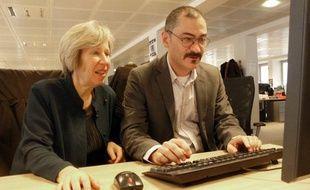 Alice Dautry et Jean-Claude Manuguerra de l'Institut Pasteur, sur les maladies émergentes