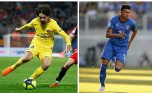 Yacine Adli et Raoul Bellanova se sont engagés avec les Girondins de Bordeaux.