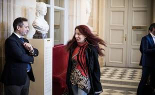 Bénédicte Taurine, députée LFI de l'Ariège, est l'une des deux autrices du rapport. (archives)