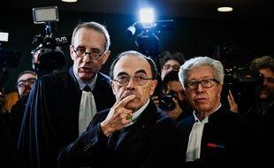 La cour d'appel de Lyon doit rendre son jugement le 30 janvier dans l'affaire Barbarin.