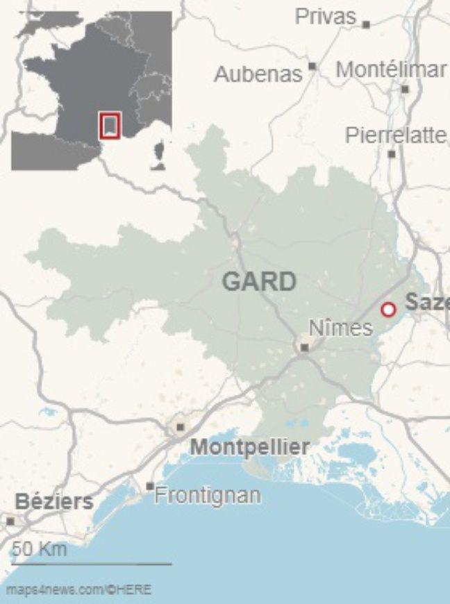 Un homme a été condamné à deux ans de prison ferme pour l'incendie de neuf voitures à Saze (Gard).
