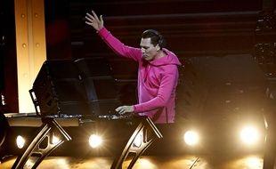 DJ Tiësto au festival New Horizons en Allemagne